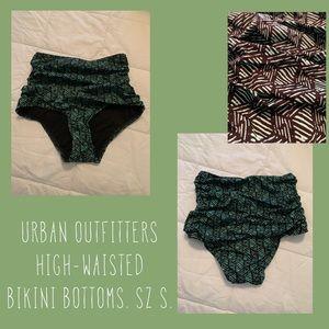 NWOT Urban Outfitters high waisted bikini
